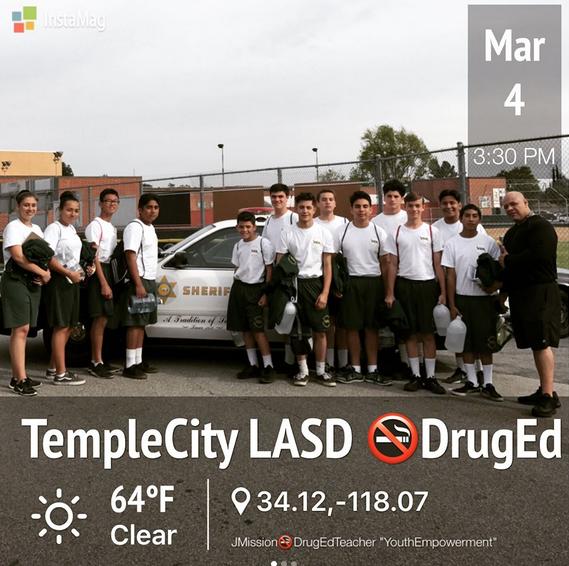 Temple City LASD