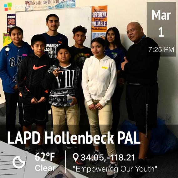 LAPD Hollenbeck Community Police Station